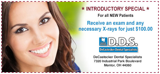 Mentor Dentist Coupon