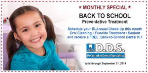 mentor ohio dentist specials