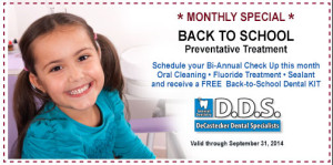 Mentor Dentist Specials